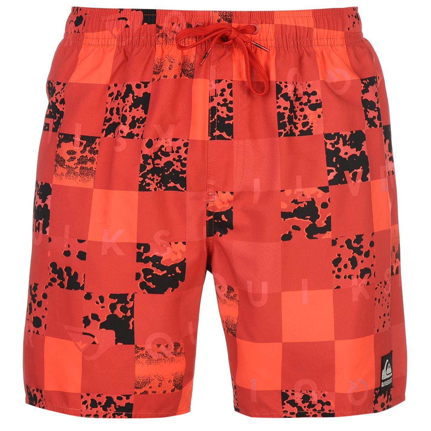 Quiksilver Chuka 17 Shorts Mens