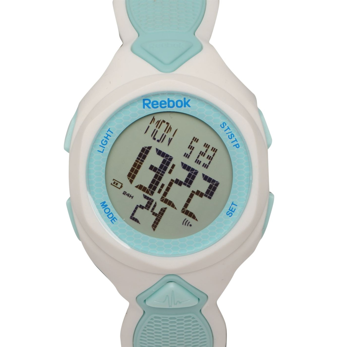 Reebok Workout Heart Rate Monitor Watch