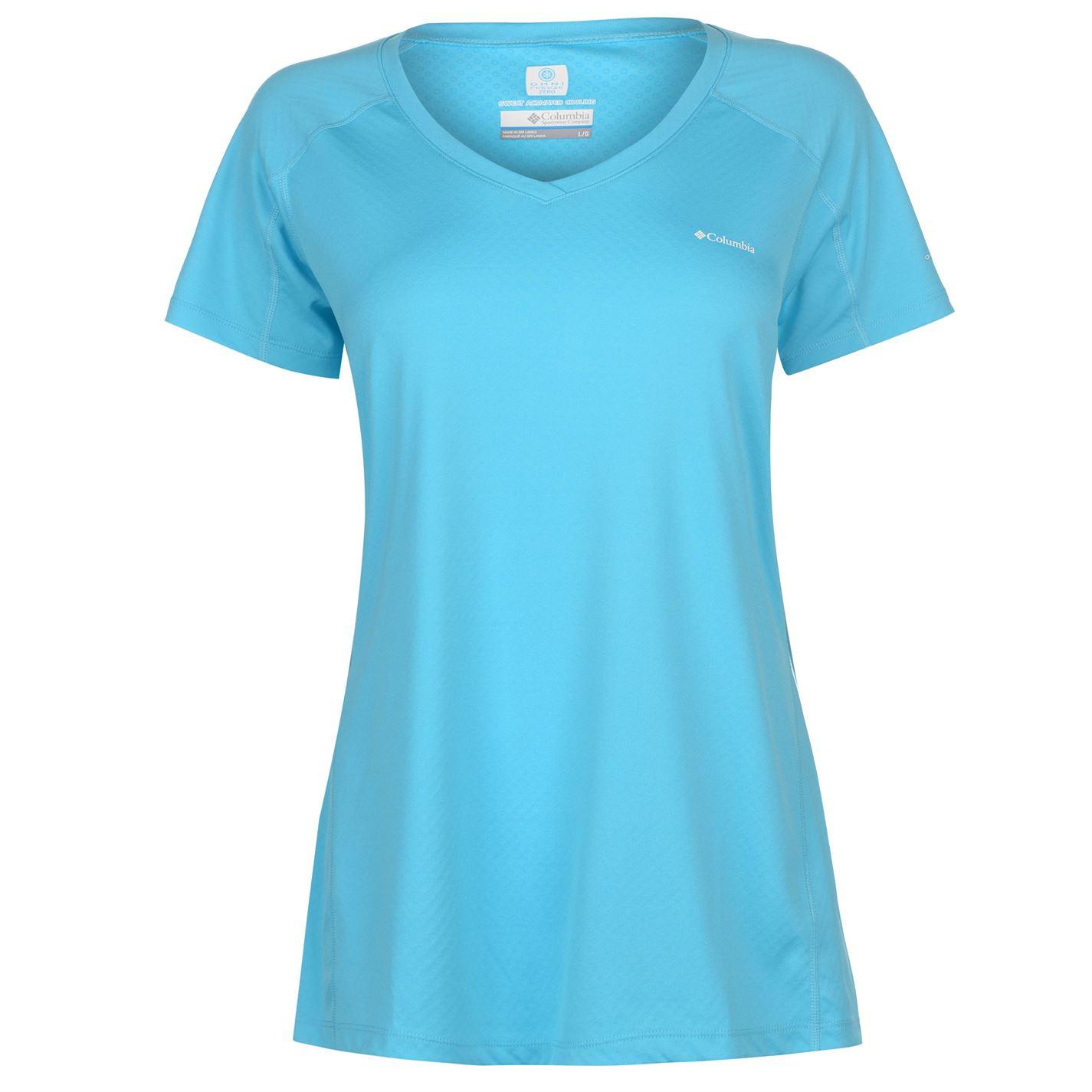 Columbia Zero T Shirt Ladies