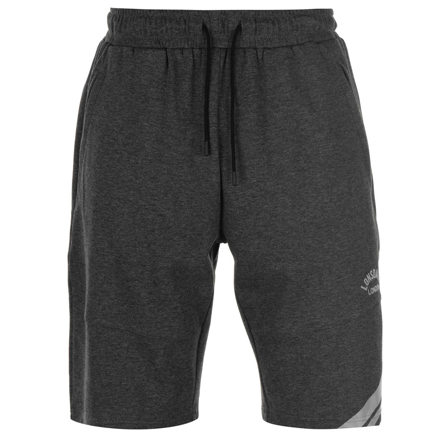 Lonsdale Fleece Shorts Mens