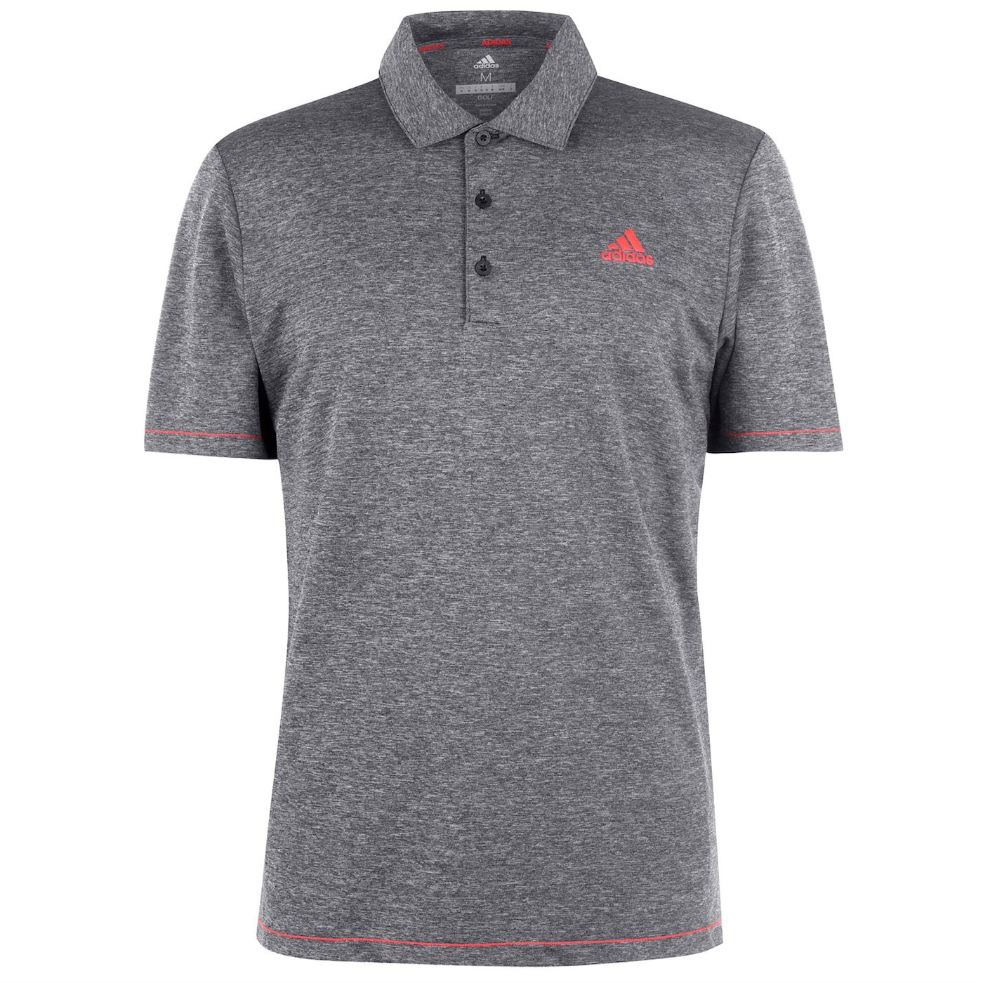Adidas Advanced Golf Polo Shirt Mens