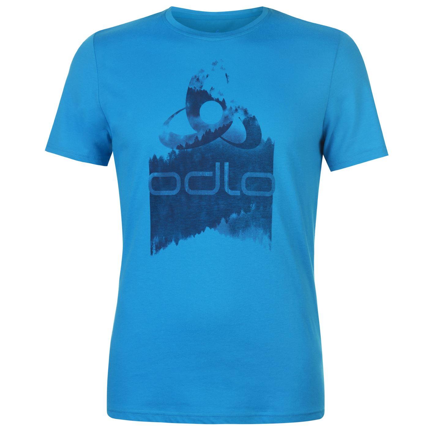 Odlo Logo T Shirt Mens