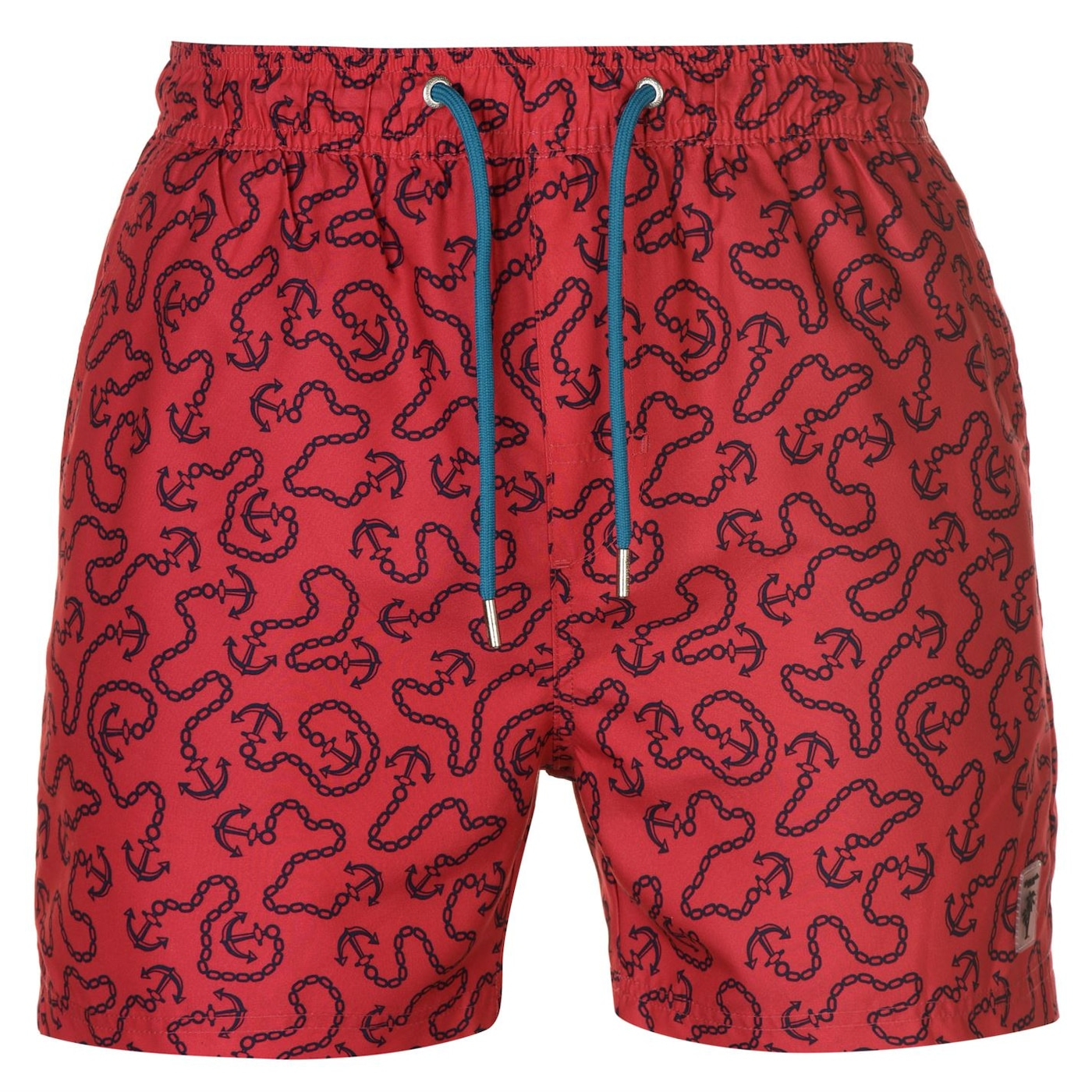 Pierre Cardin AOP Swim Shorts Mens