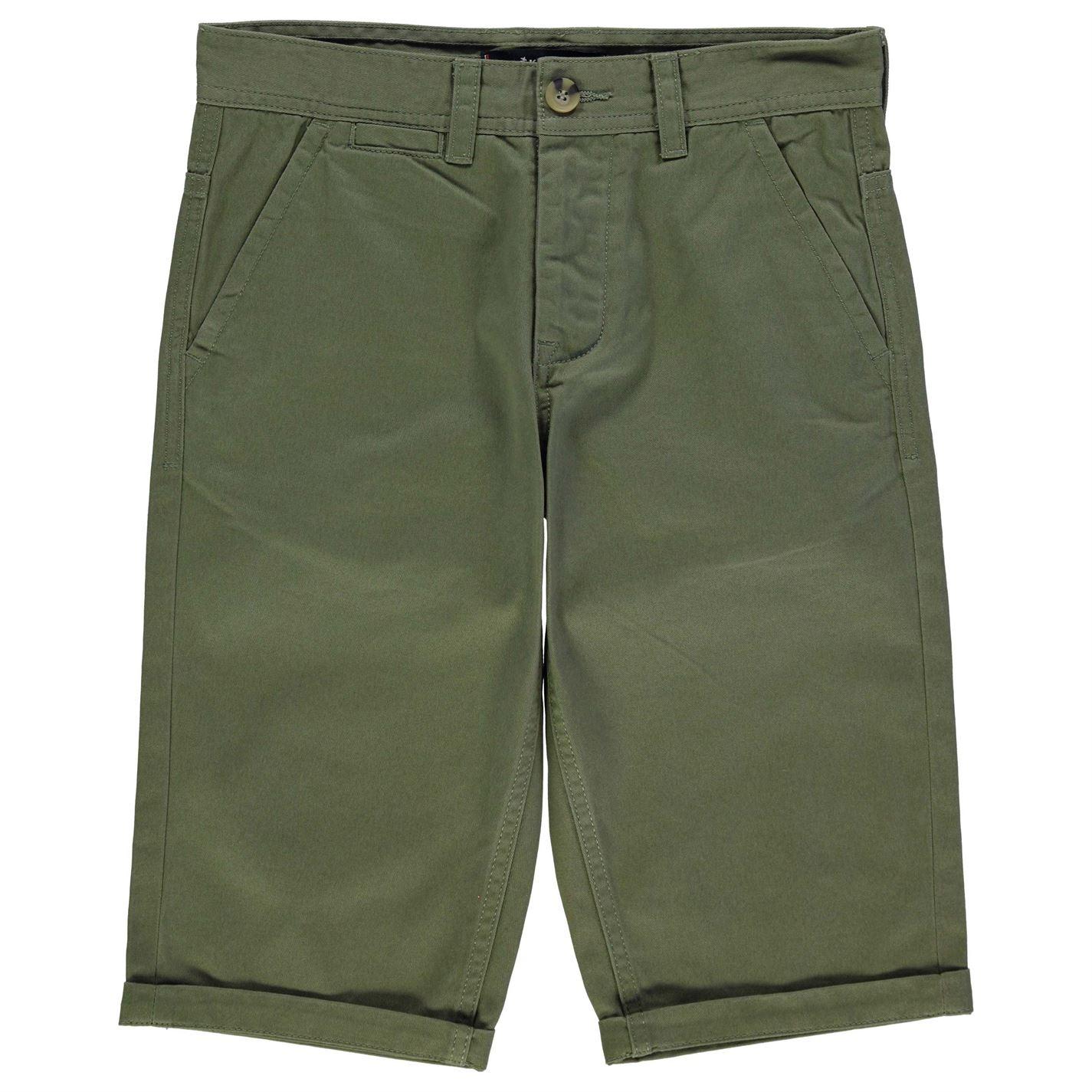 Kangol Chino Shorts Juniors