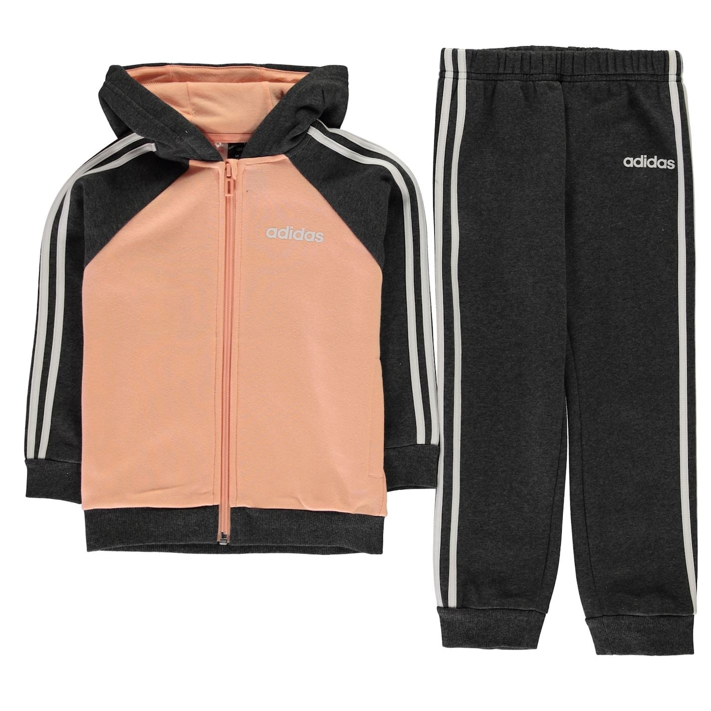 Adidas Kids 3-Stripes Jogger
