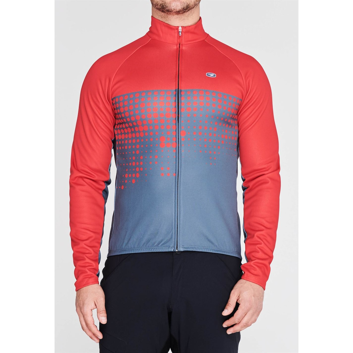 Sugoi Evolution Zap Long Sleeve Jersey Mens