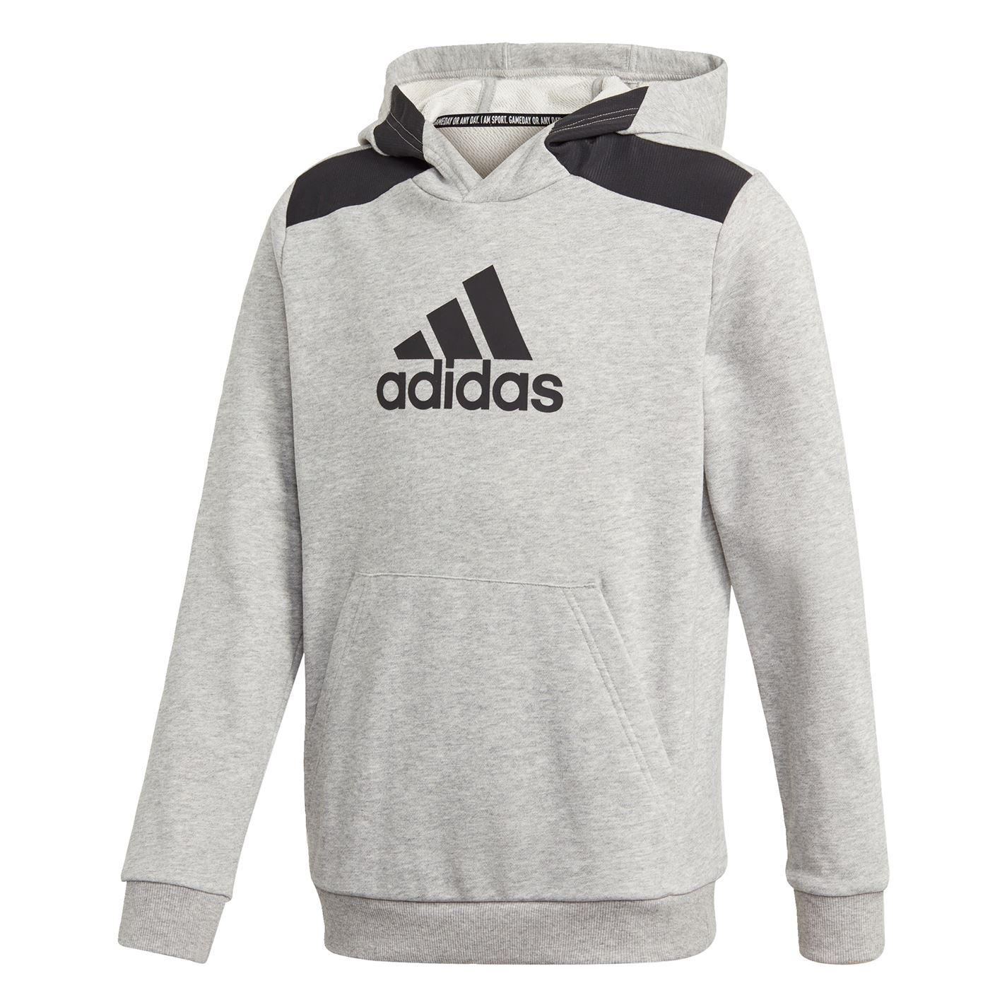 Adidas Logo Hoodie Kids