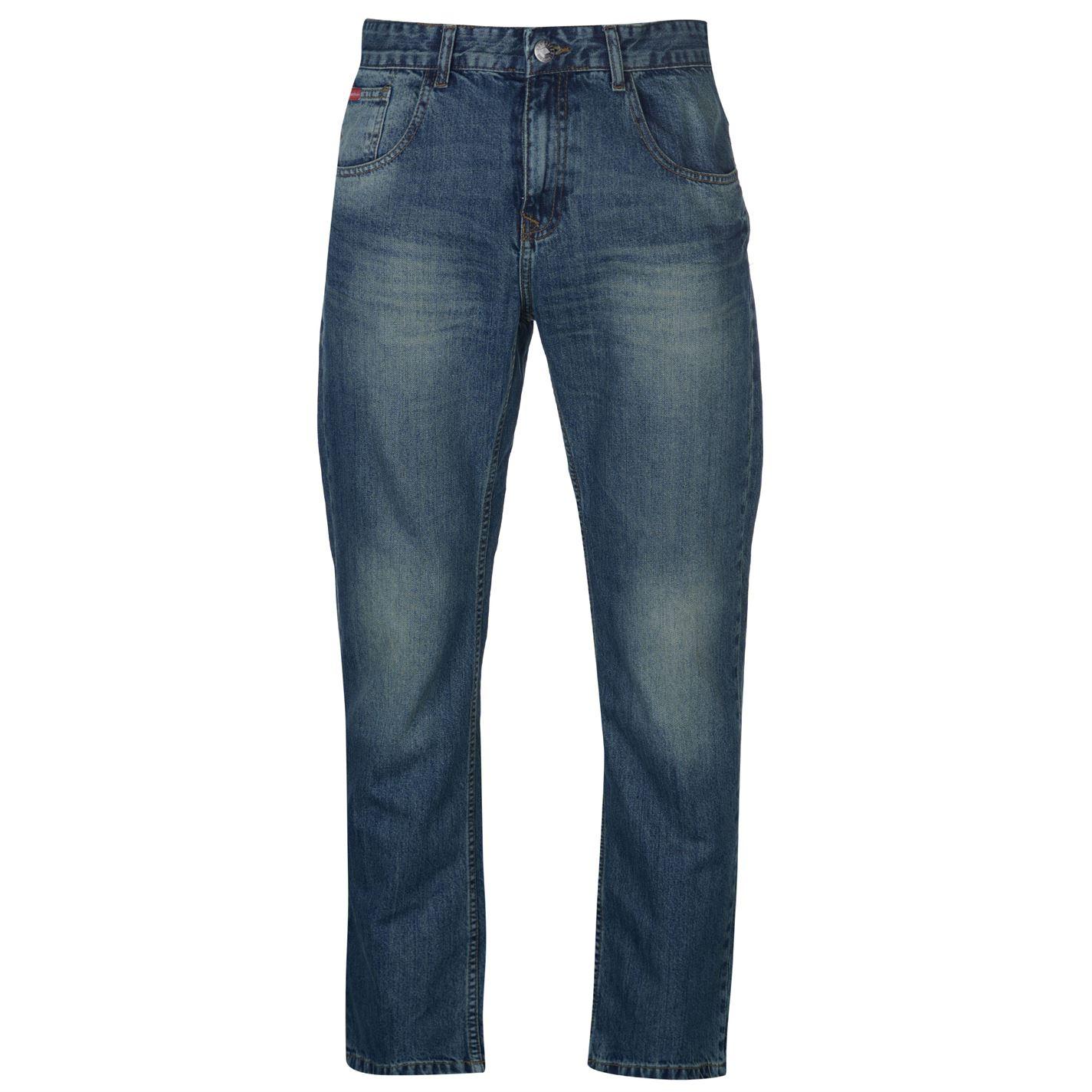 Lee Cooper Bootcut Jeans Mens