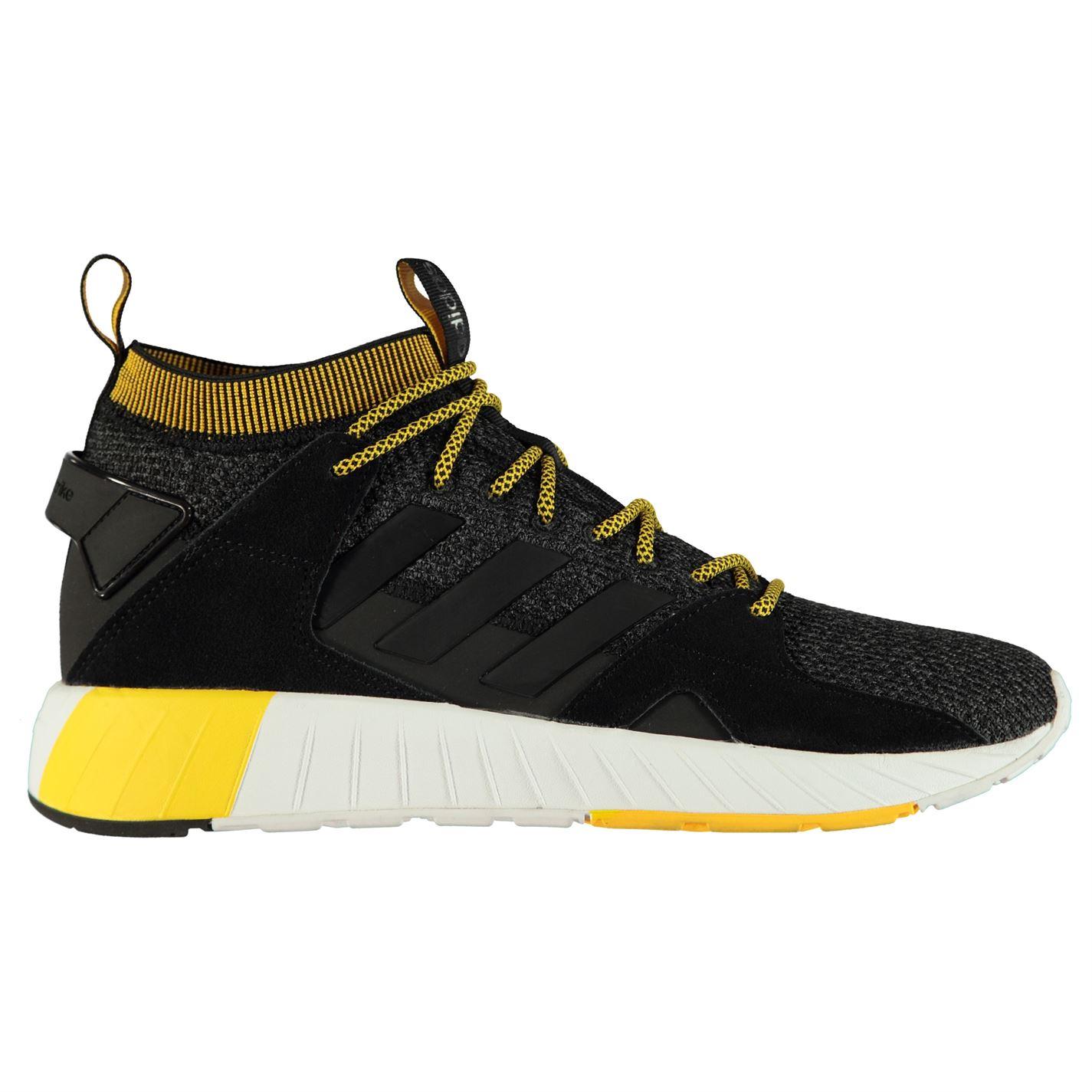 Adidas QuestarStrike Mid pánske bežecké topánky