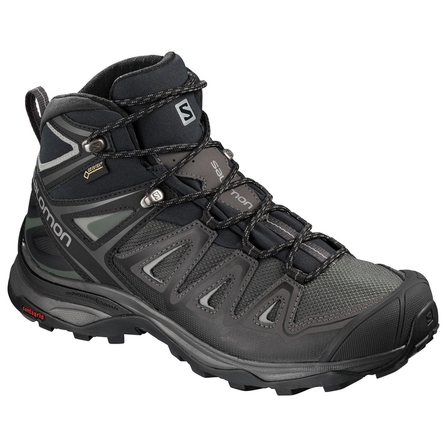 Salomon X Ultra 3 Mid GTX Ladies Walking Shoes
