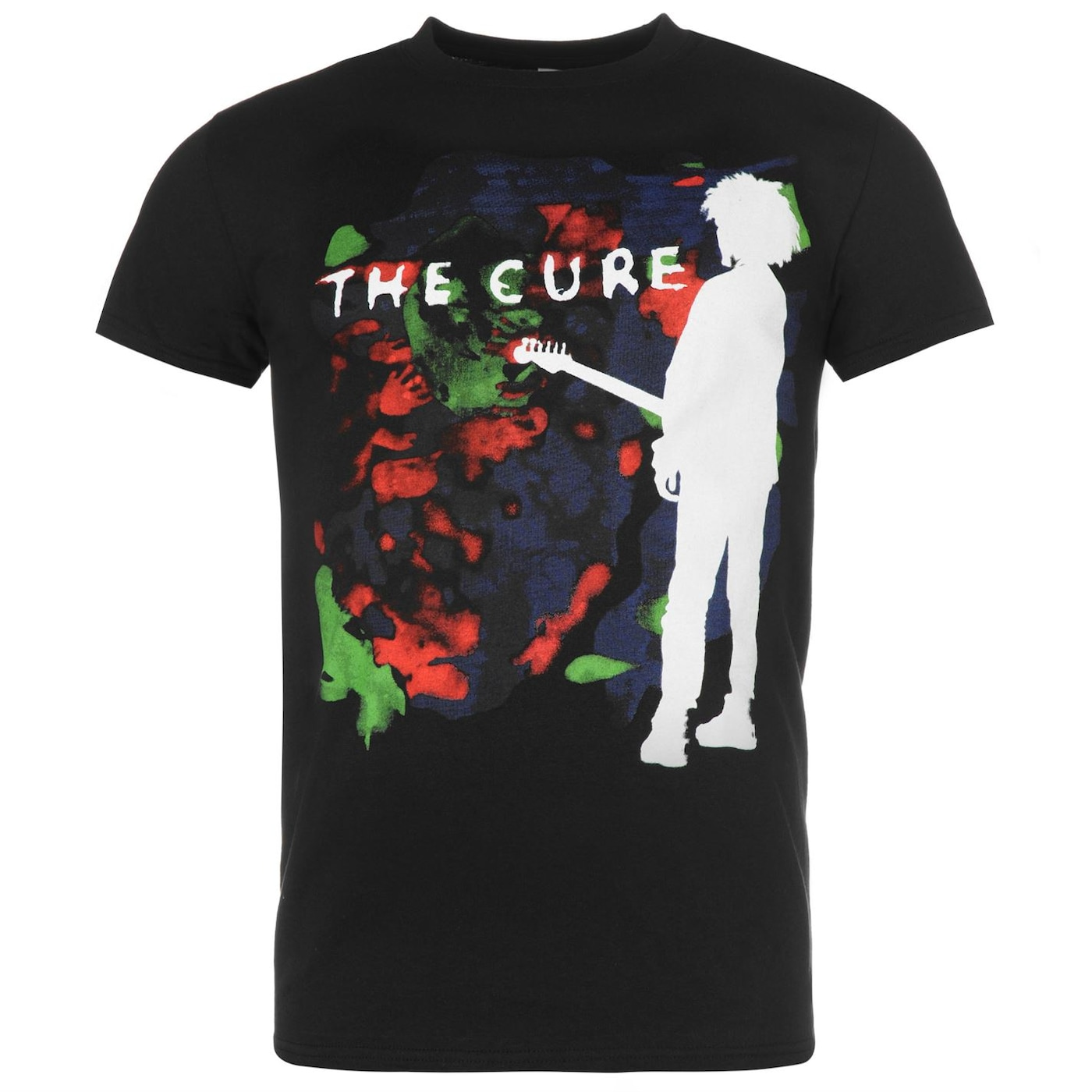 Official The Cure T Shirt Mens