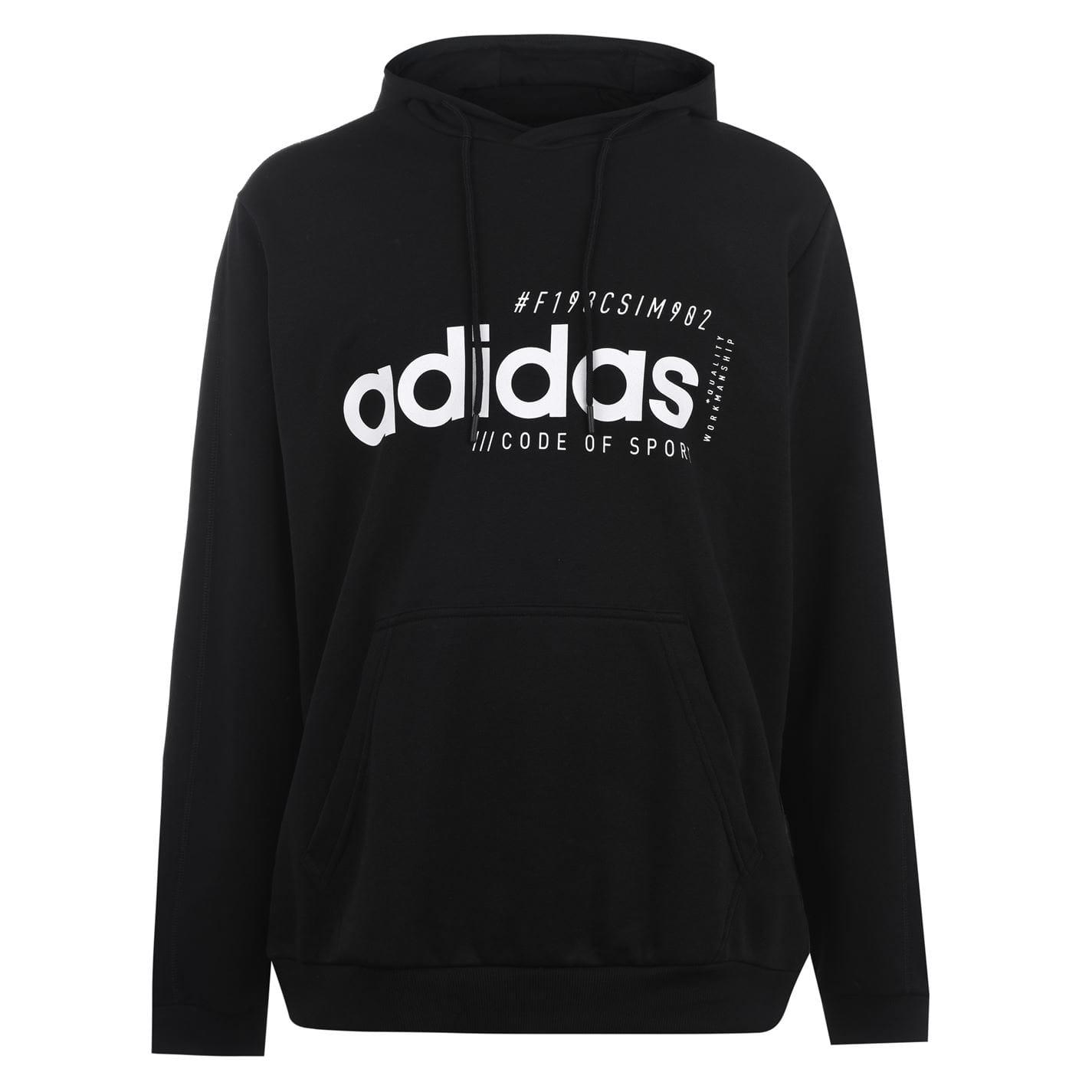 Adidas Brill B Hoodie Mens