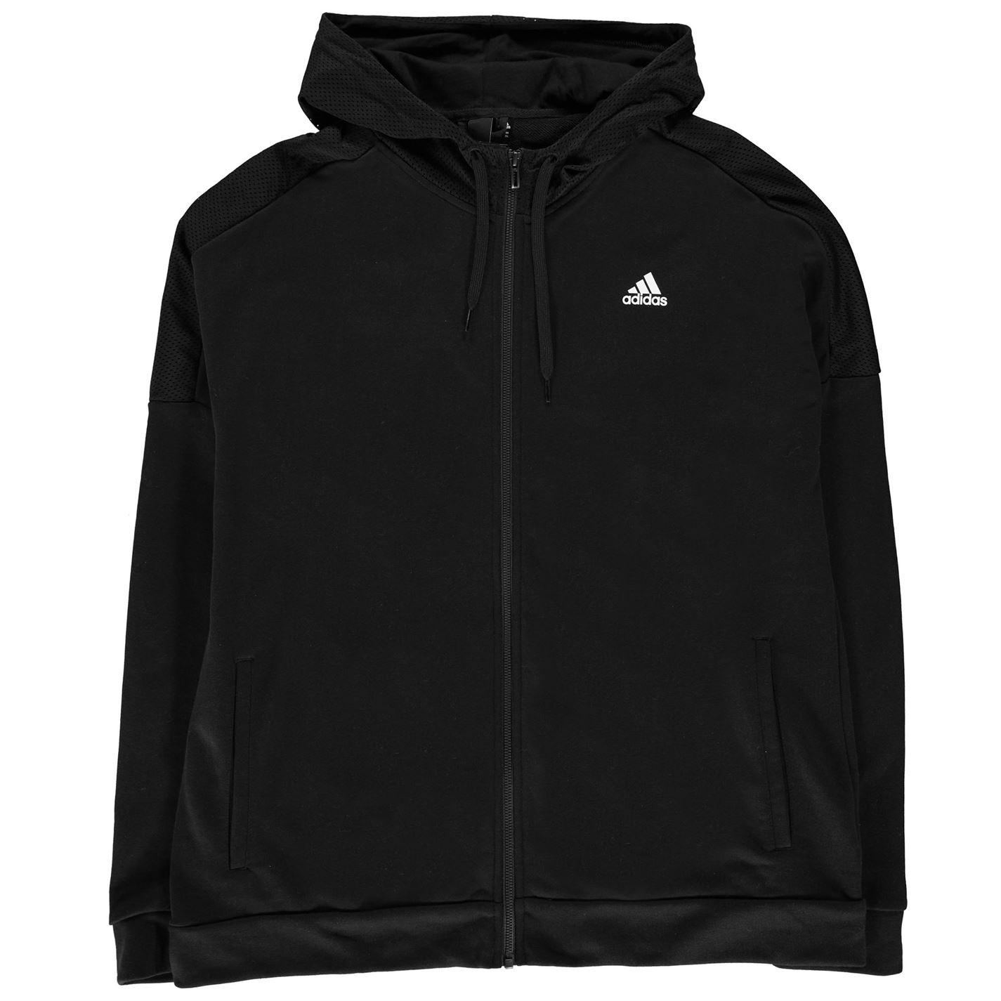 Adidas SID Full Zip Hoody Mens