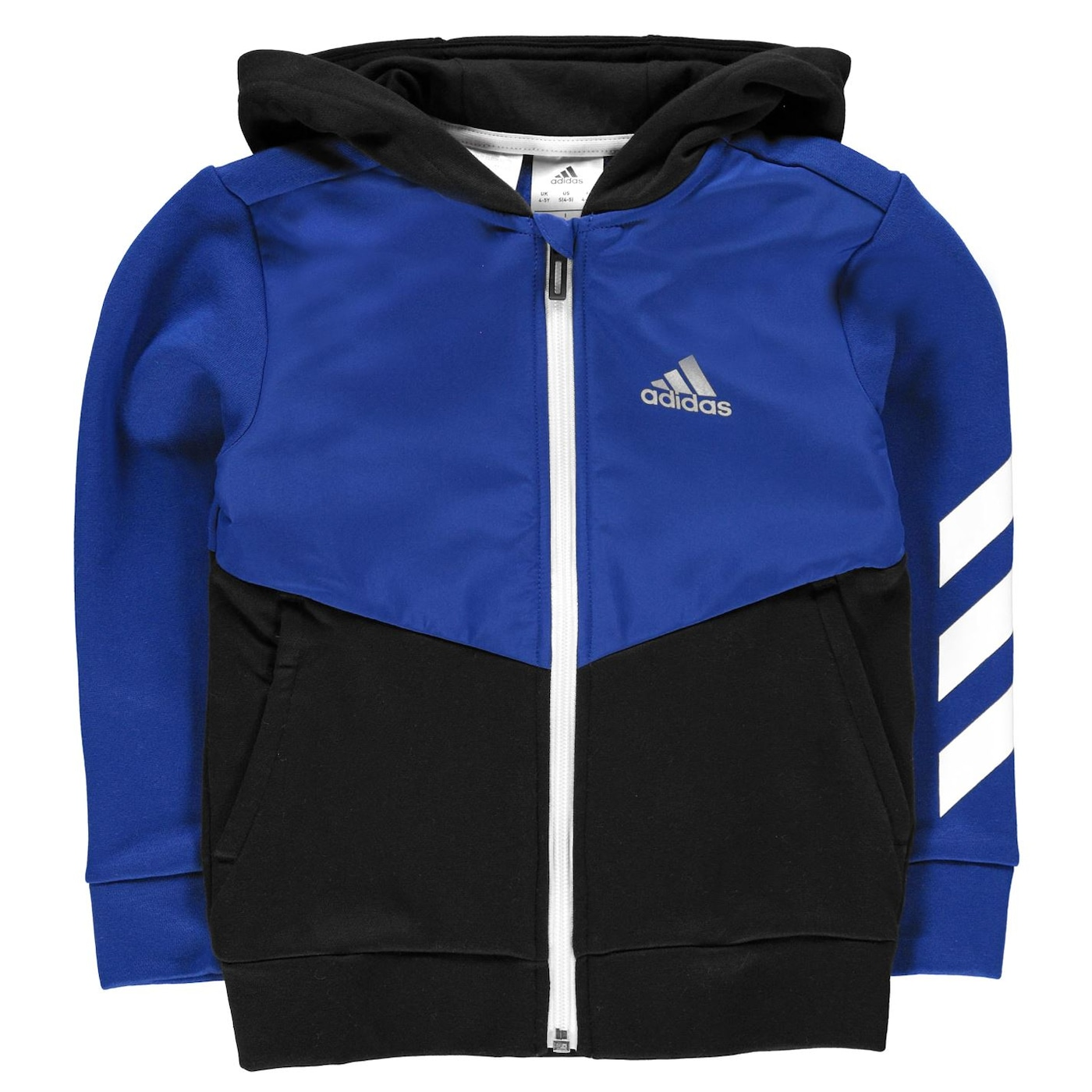 Adidas Comfi Track Jacket Child Boys