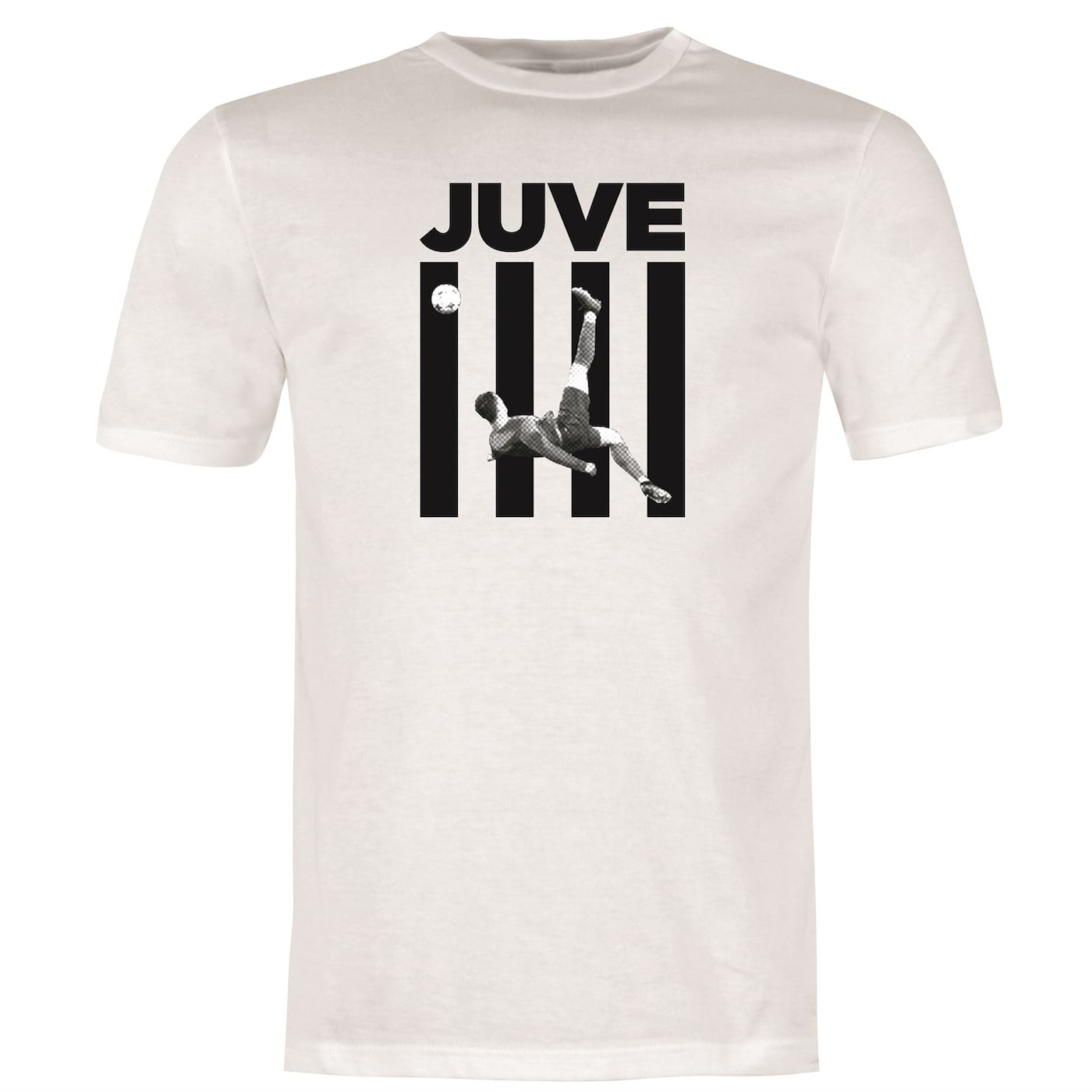 Team Ronaldo Juve T Shirt Mens