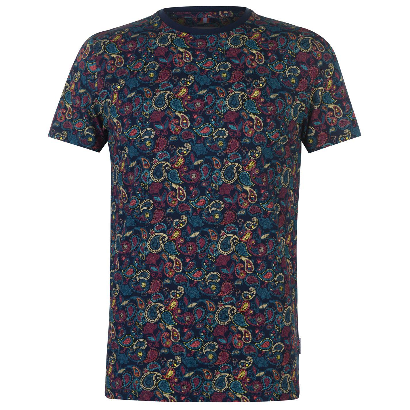 Triko Soviet Paisley T Shirt