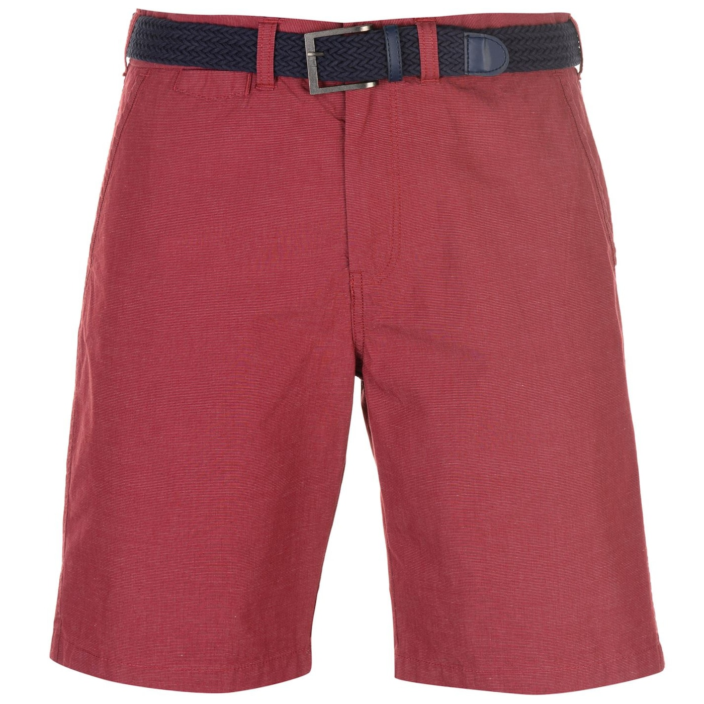 Pierre Cardin YD Belted Chino Shorts Mens