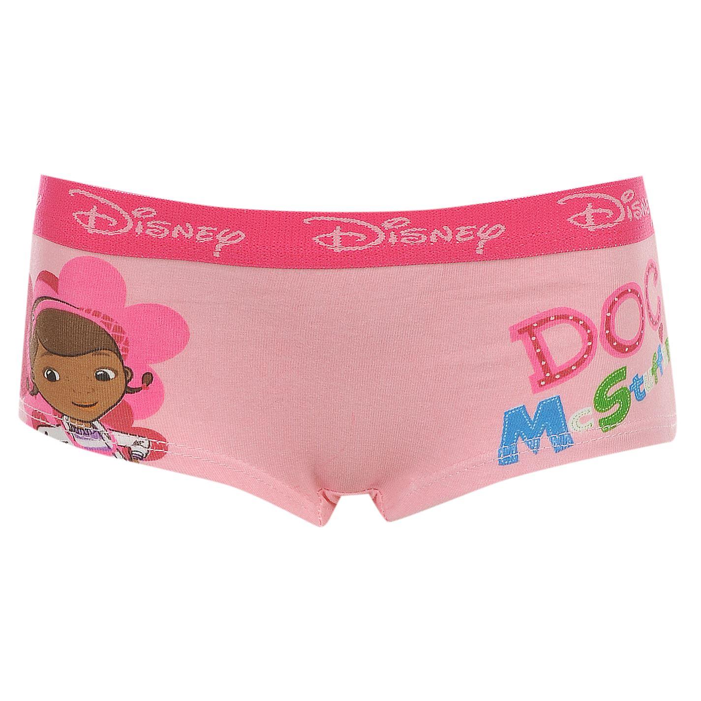 Disney Single Boxer Briefs Girls