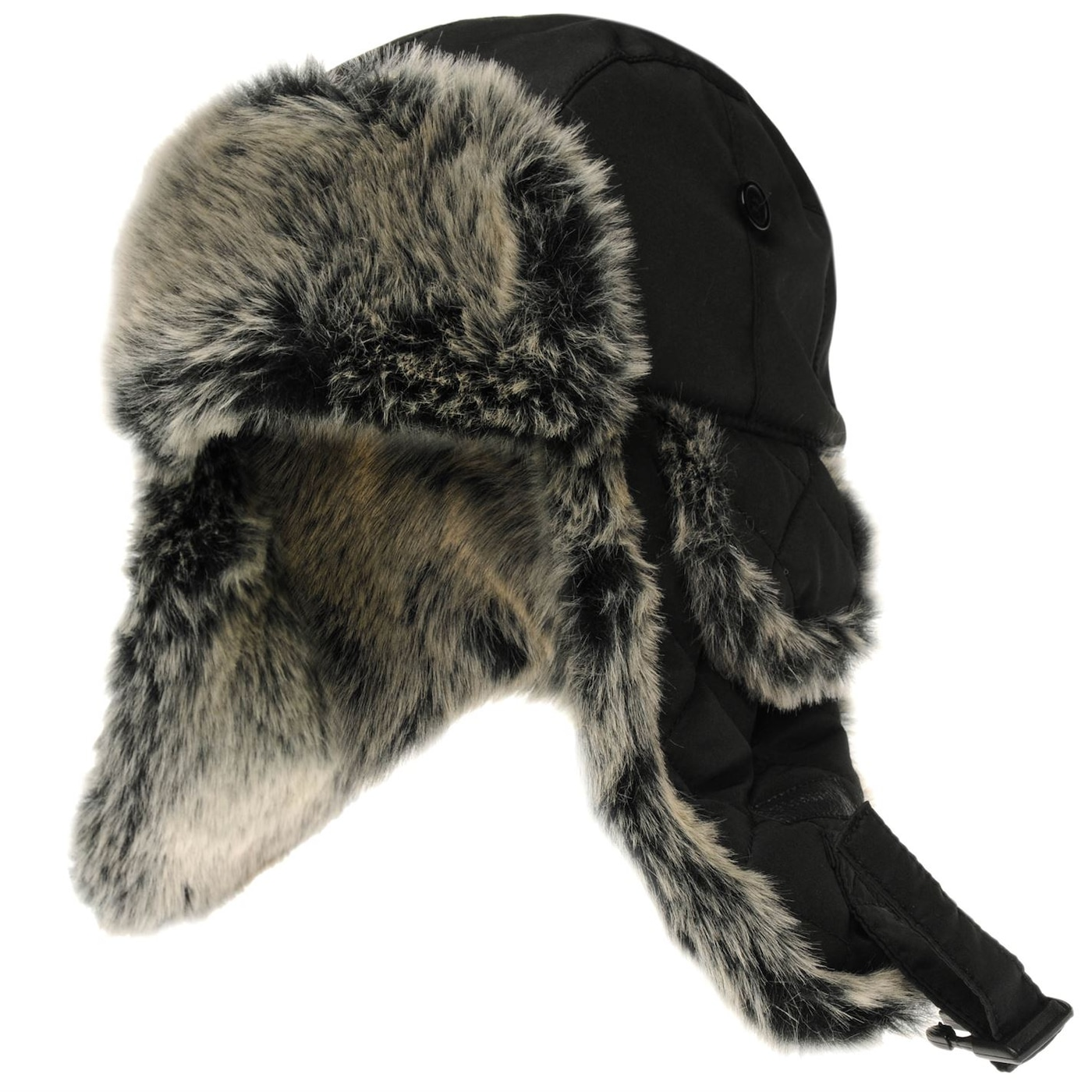 Men's trapper hat Firetrap Quilted