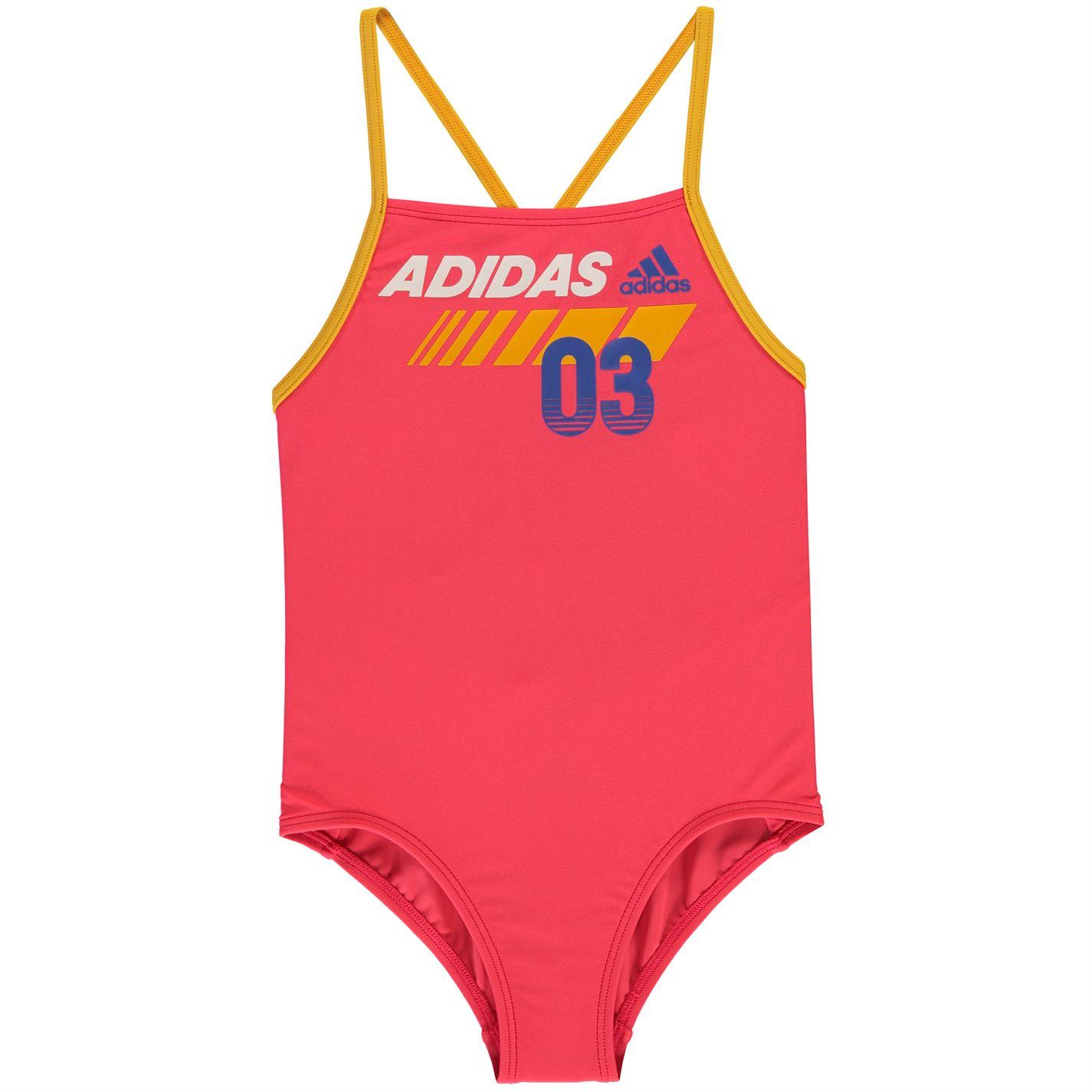 Adidas YA Swimsuit Junior Girls