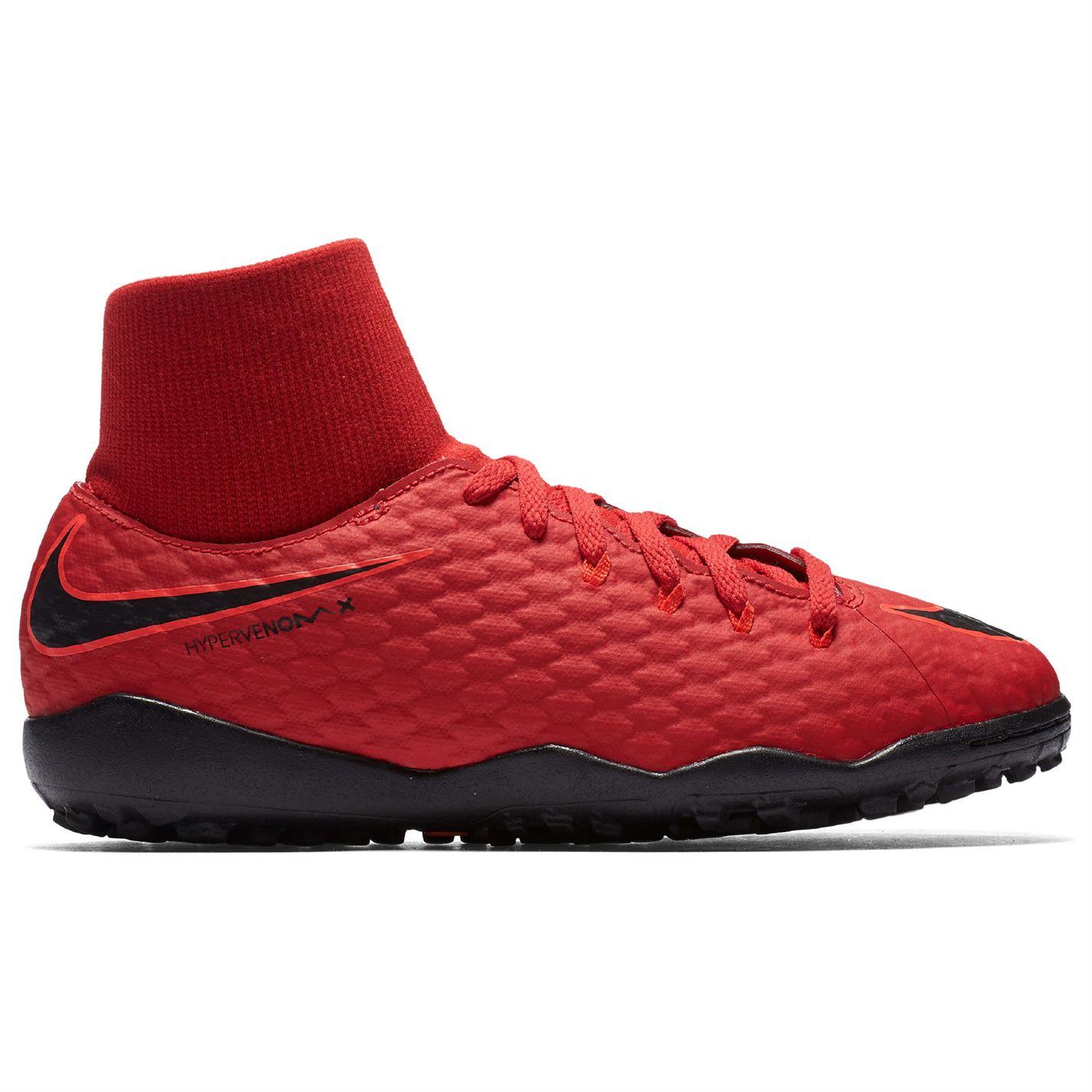 Nike Hypervenom Phelon DF Junior Astro Turf Trainers