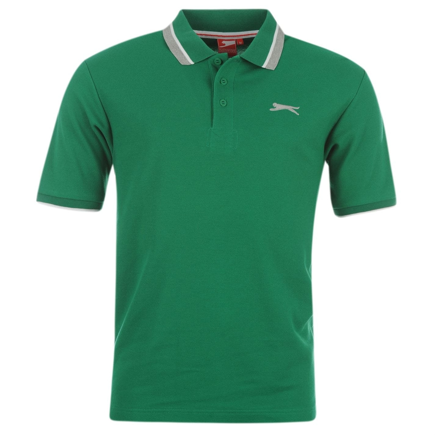 Slazenger Tipped Polo Shirt pánske