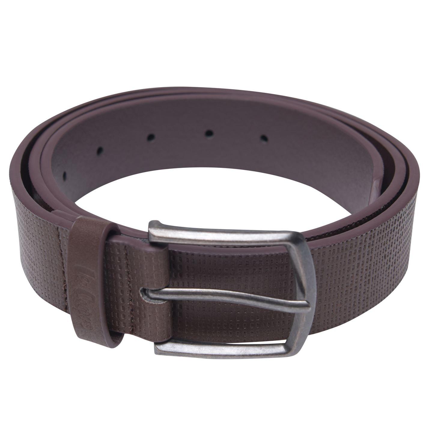 Lee Cooper Pressed Belt