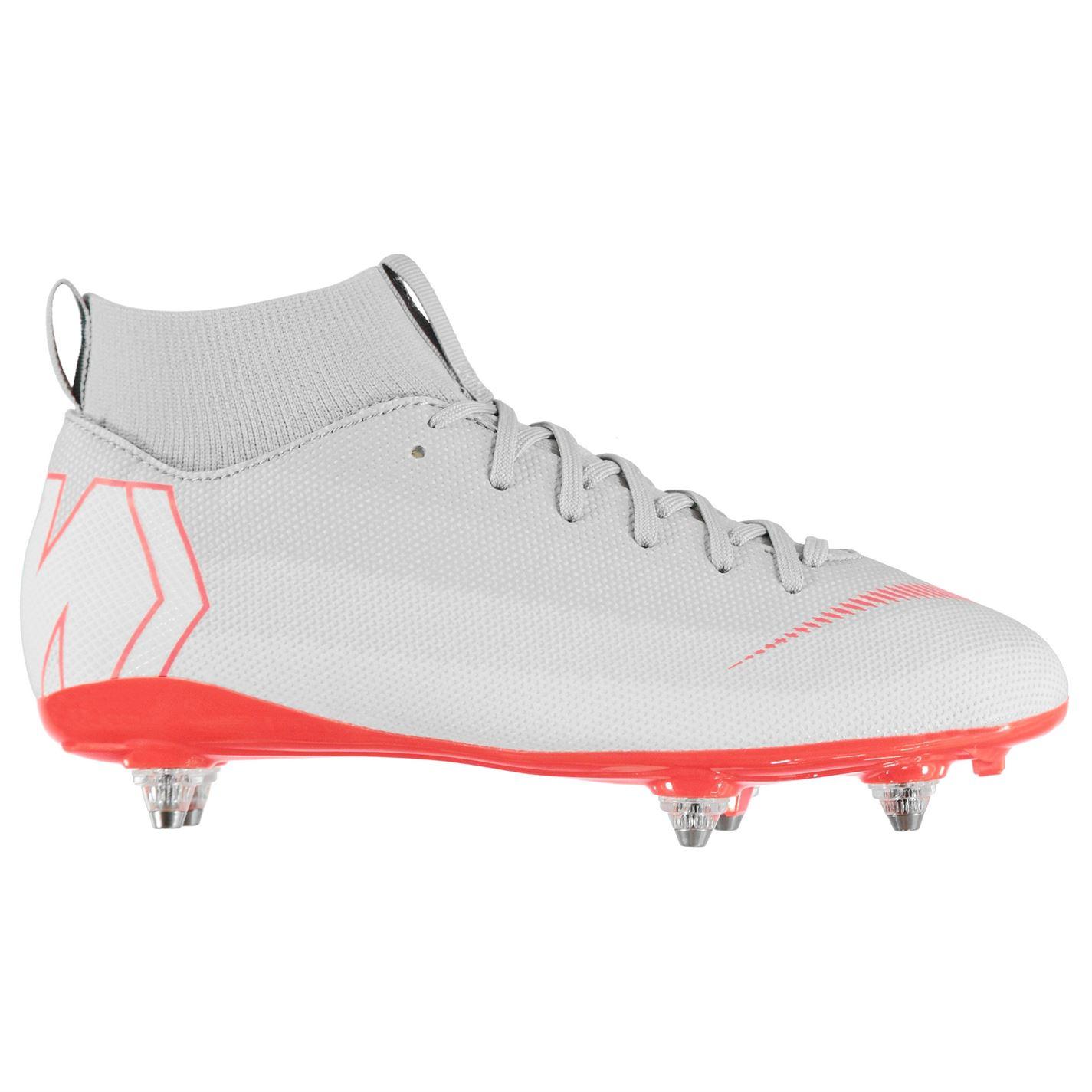 Nike Mercurial Academy DF Junior Boys SG Football Boots