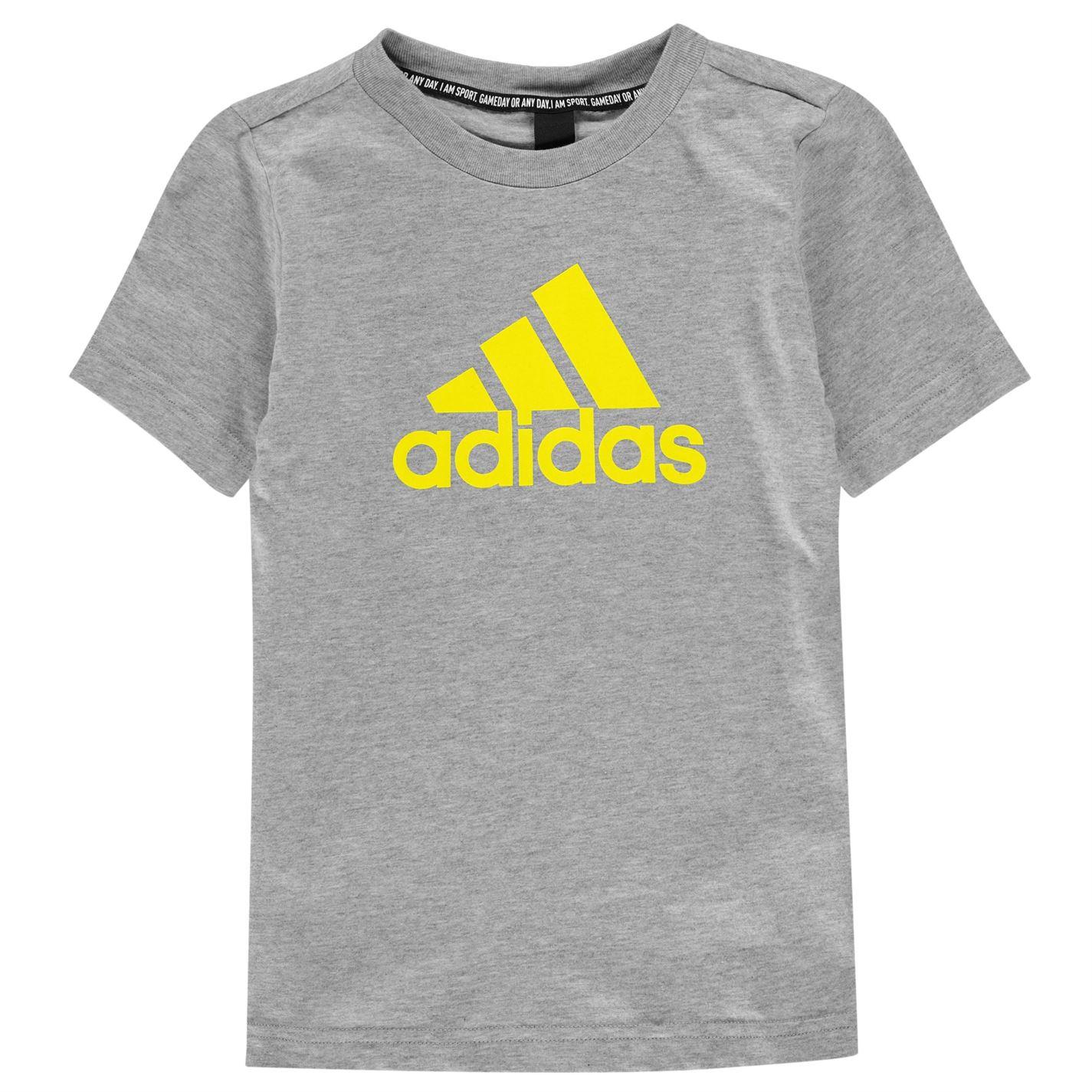 Adidas T Shirt Junior Boys