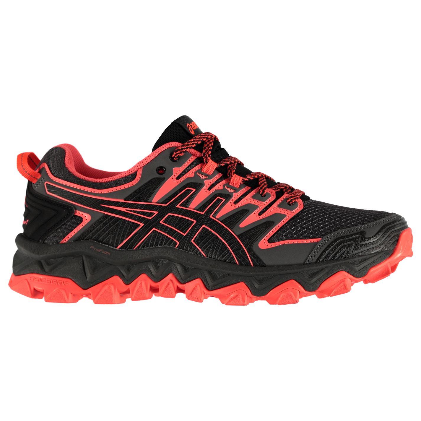 Asics Gel FujiTrabuco Ladies Running Shoes