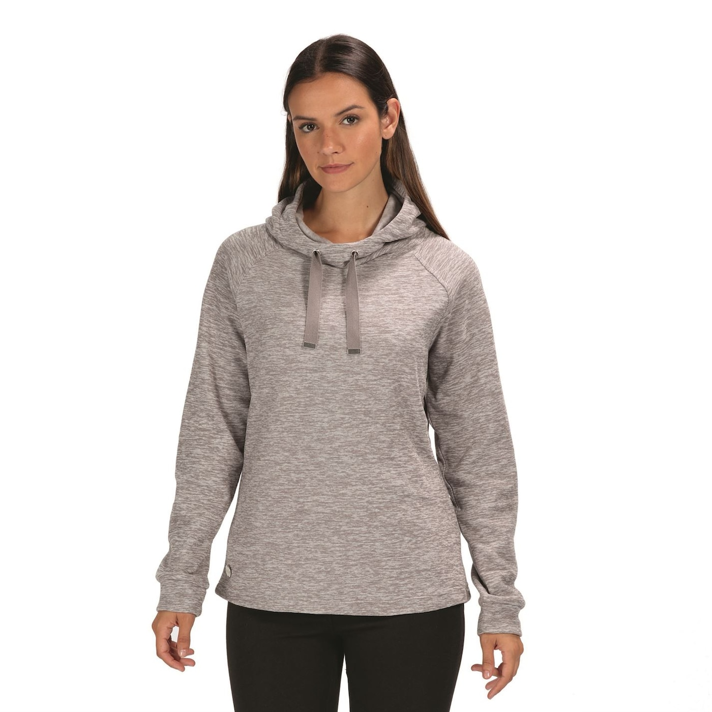 Regatta Calandra Microfleece Hooded Sweatshirt Ladies