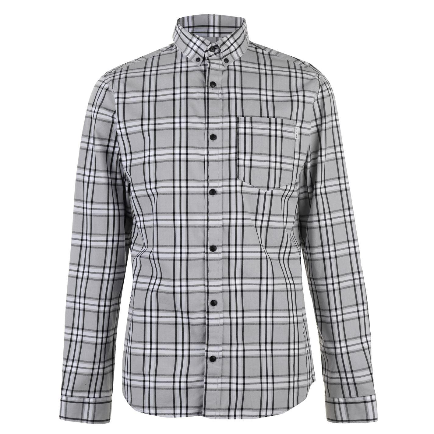 Jack and Jones Core Cube Long Sleeve Shirt