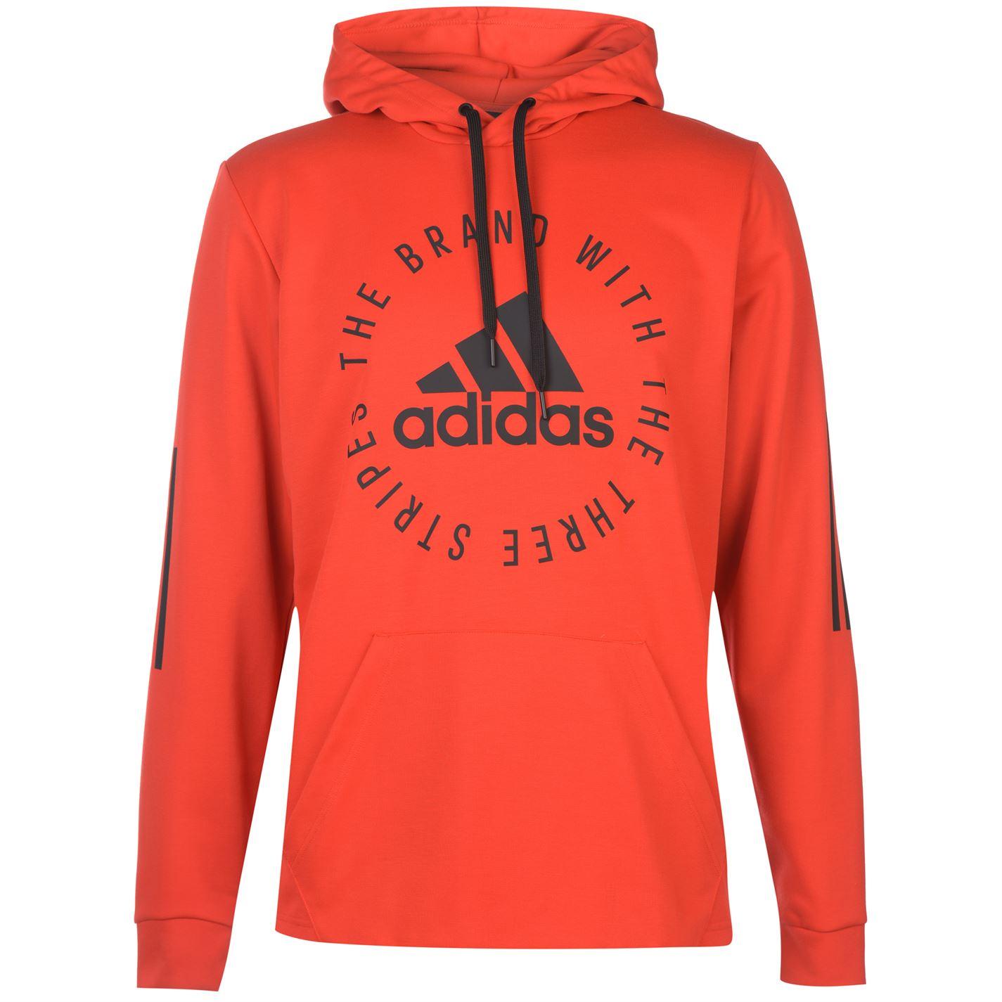 Adidas Sport ID Hoodie Mens