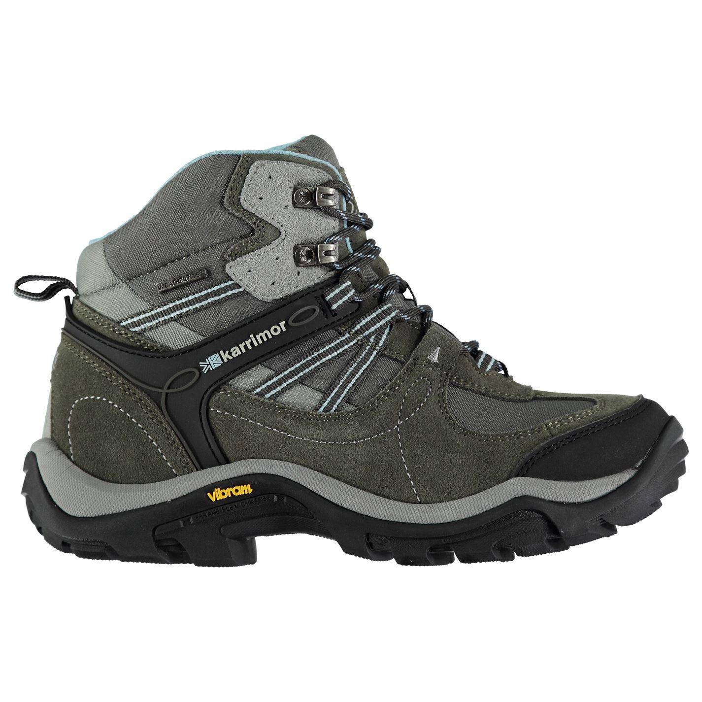 1ea4307a69a57 Karrimor Aspen Mid Ladies Walking Boots