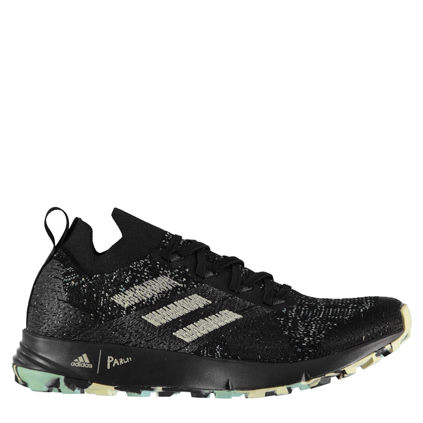 Adidas Terrex Two Parley Mens Trail Running Shoes