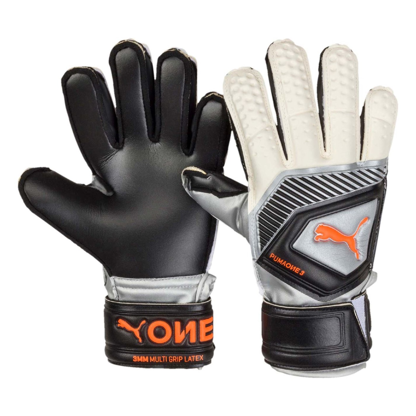 Puma One Professional 3 Goalkeeper Gloves Juniors