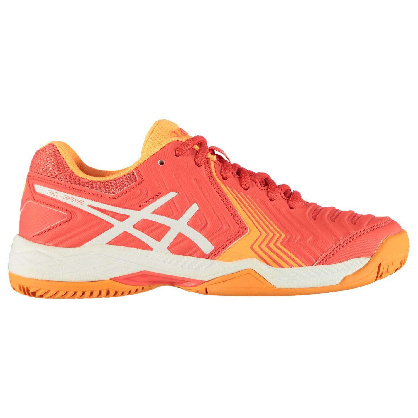 Asics GEL Game 6 Clay Ladies Tennis Shoes