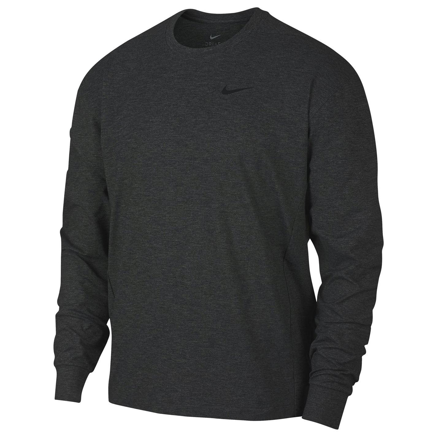 Triko Nike Hyper Dry Long Sleeve T Shirt pánské