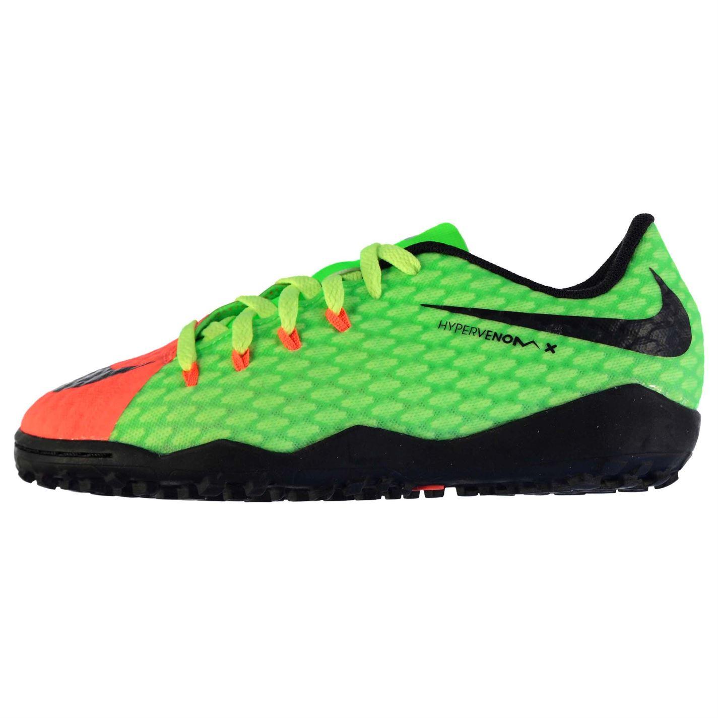 Nike Hypervenom III 3 Phinish Astro Turf Trainers Junior