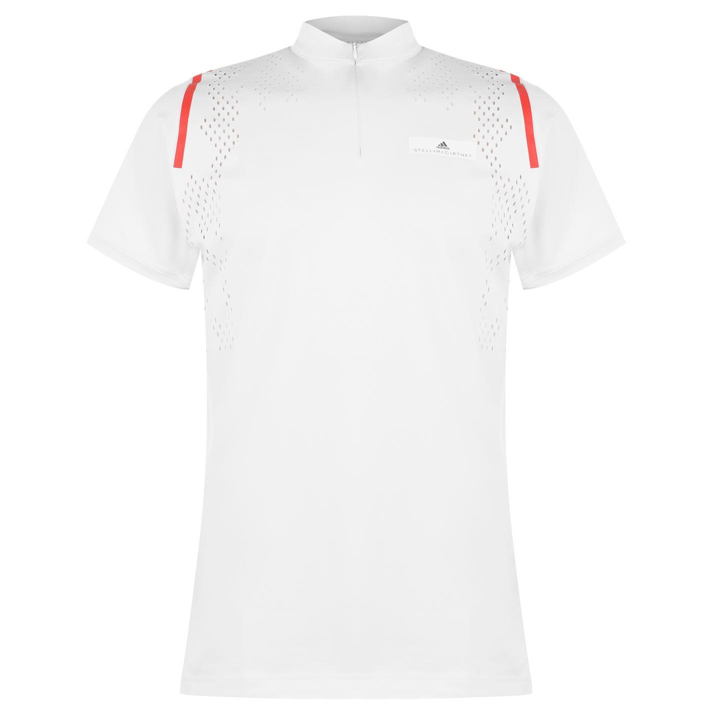 Adidas Stella McCartney Court Zip T Shirt Mens