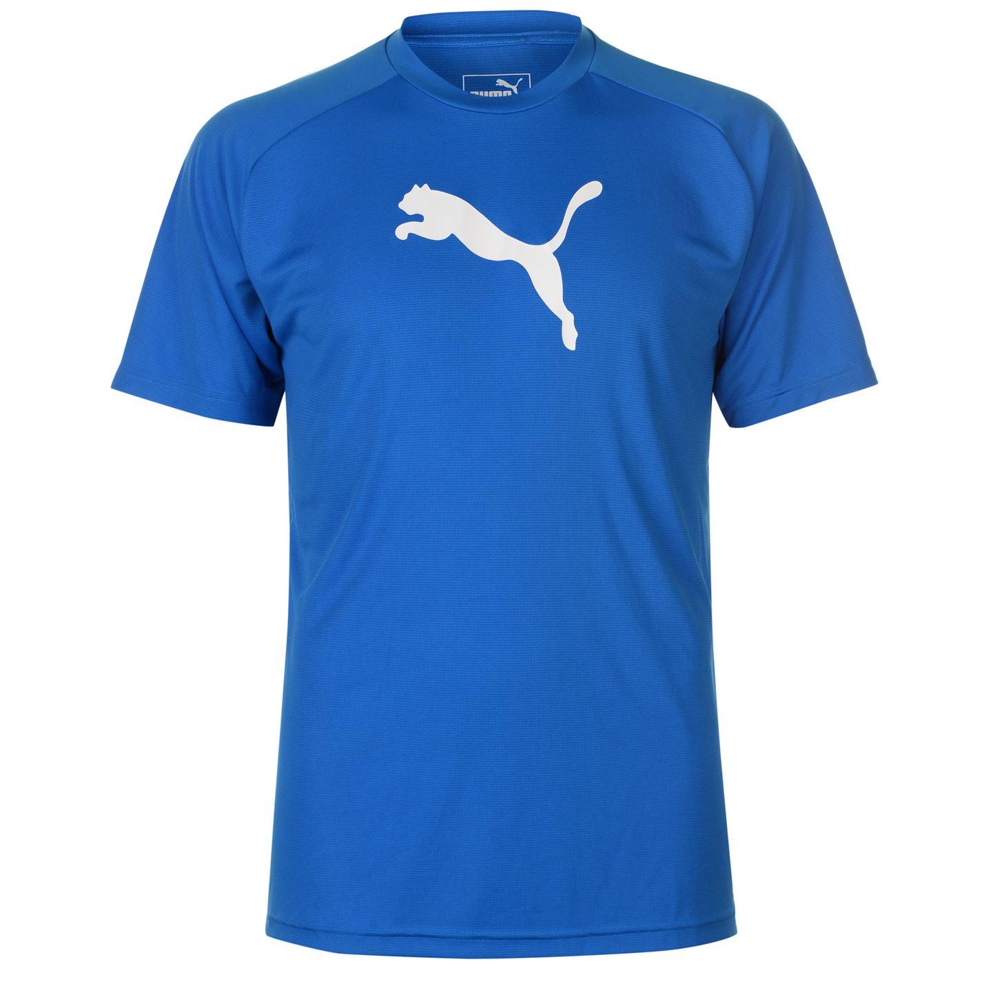 Puma Liga Short Sleeve T Shirt Mens