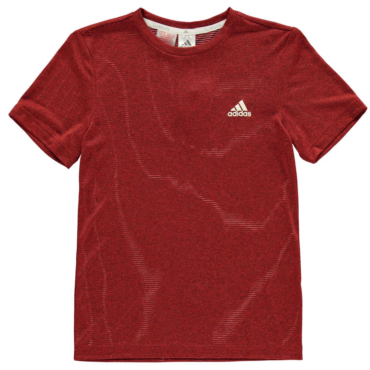 Adidas Tex Training T Shirt Junior Boys