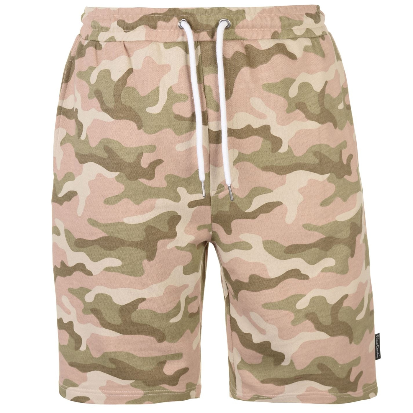 Pierre Cardin Camouflage Shorts Mens