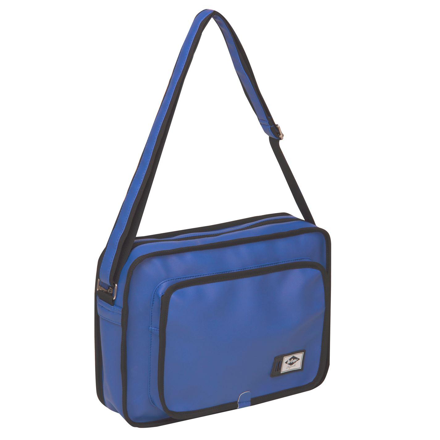 Lee Cooper PU Flight Bag