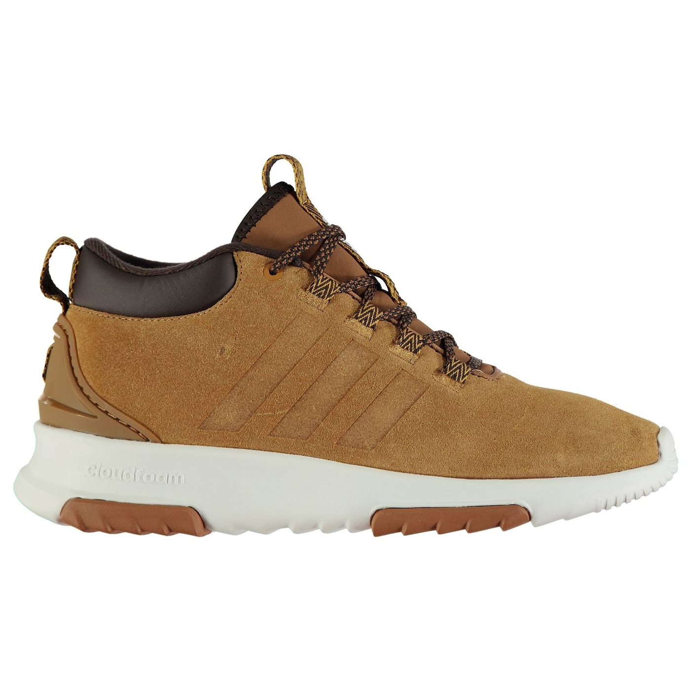 Adidas CF Racer Mid Suede Mens Trainers