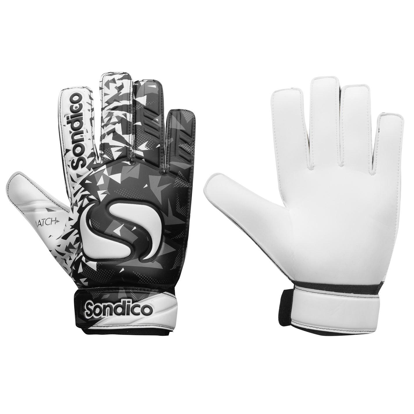 Sondico Match Mens Goalkeeper Gloves