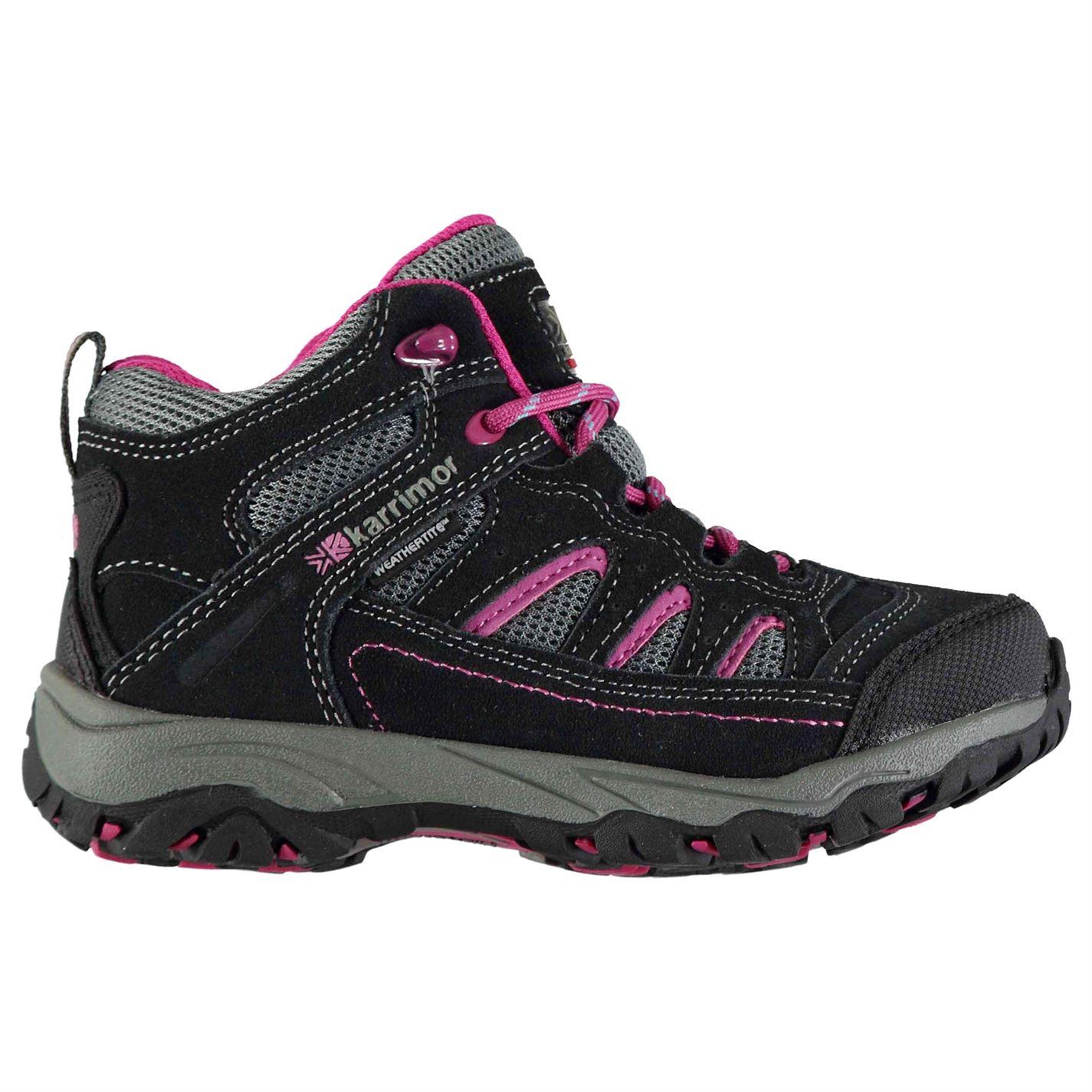 Karrimor Mount Mid Childrens Walking Boots