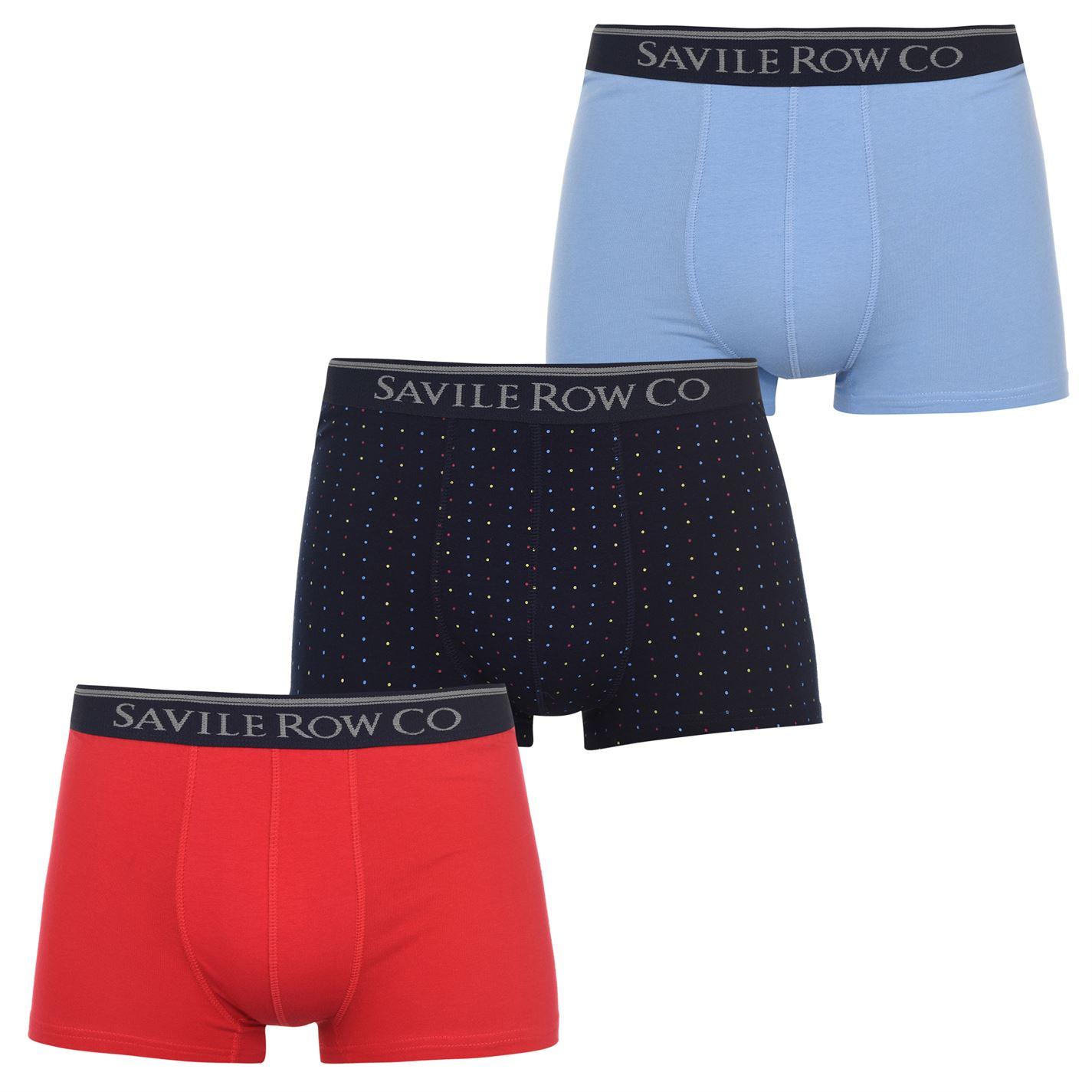 Saville Row 3Pk Trunk Snr01 BX99