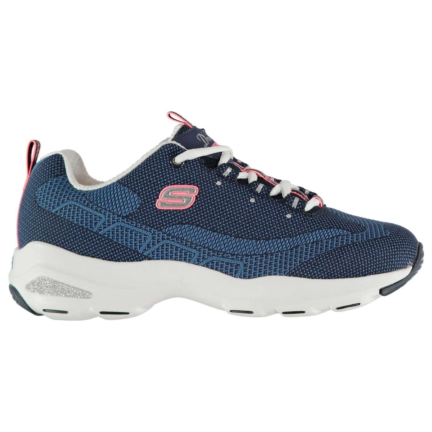 Skechers D Lite Ultra Ladies Trainers