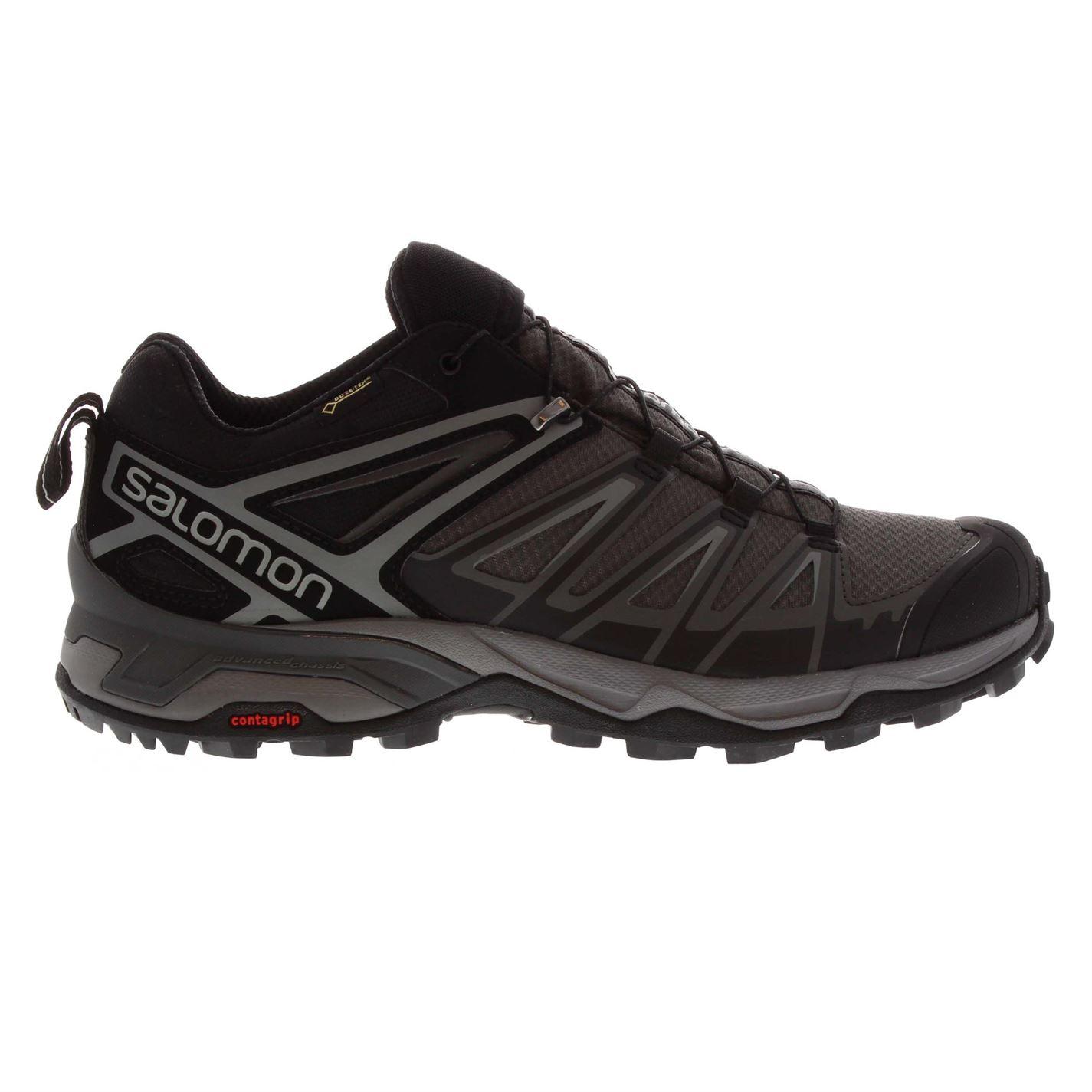 boty Salomon X Ultra 3 GTX Low pánské Walking Shoes
